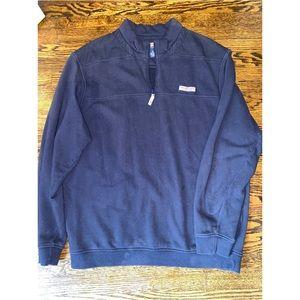 Vineyard vines quarter zip jacket/sweater